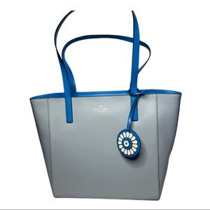 Kate spade Rosa Medium Tote in Frosted Blue